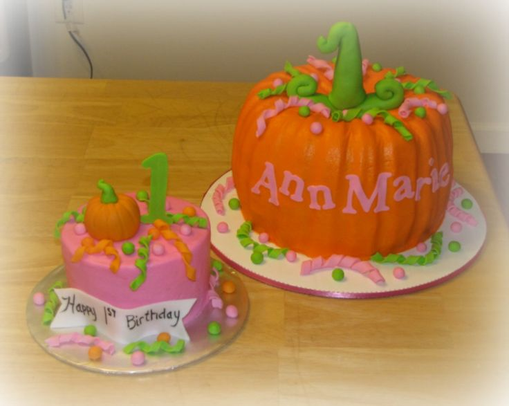 25+ best ideas about Pumpkin First Birthday on Pinterest.