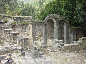 ANCIENT SYNAGOGUES, A.D. 1ST CENTURY.