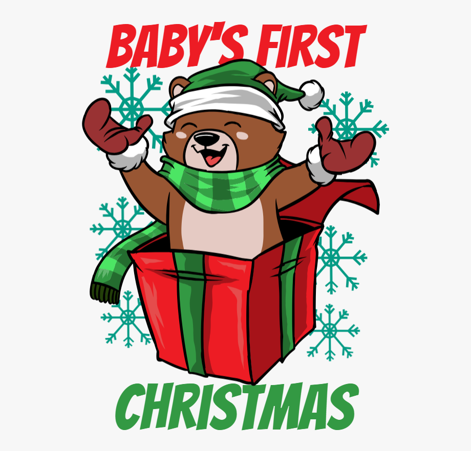 Baby\'s First Christmas.