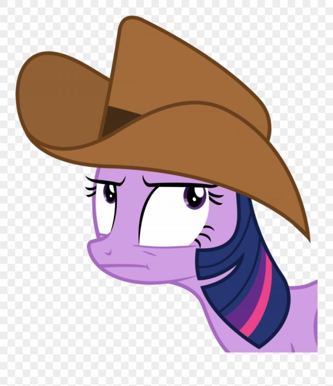 Hxomhwvector Cowboy Simple Twilight Sparkle Star Tracker.