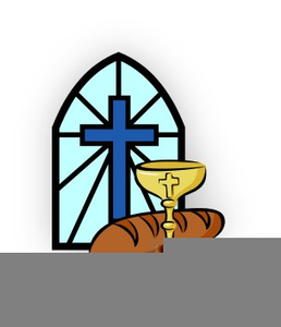 Free St Holy Communion Clipart.