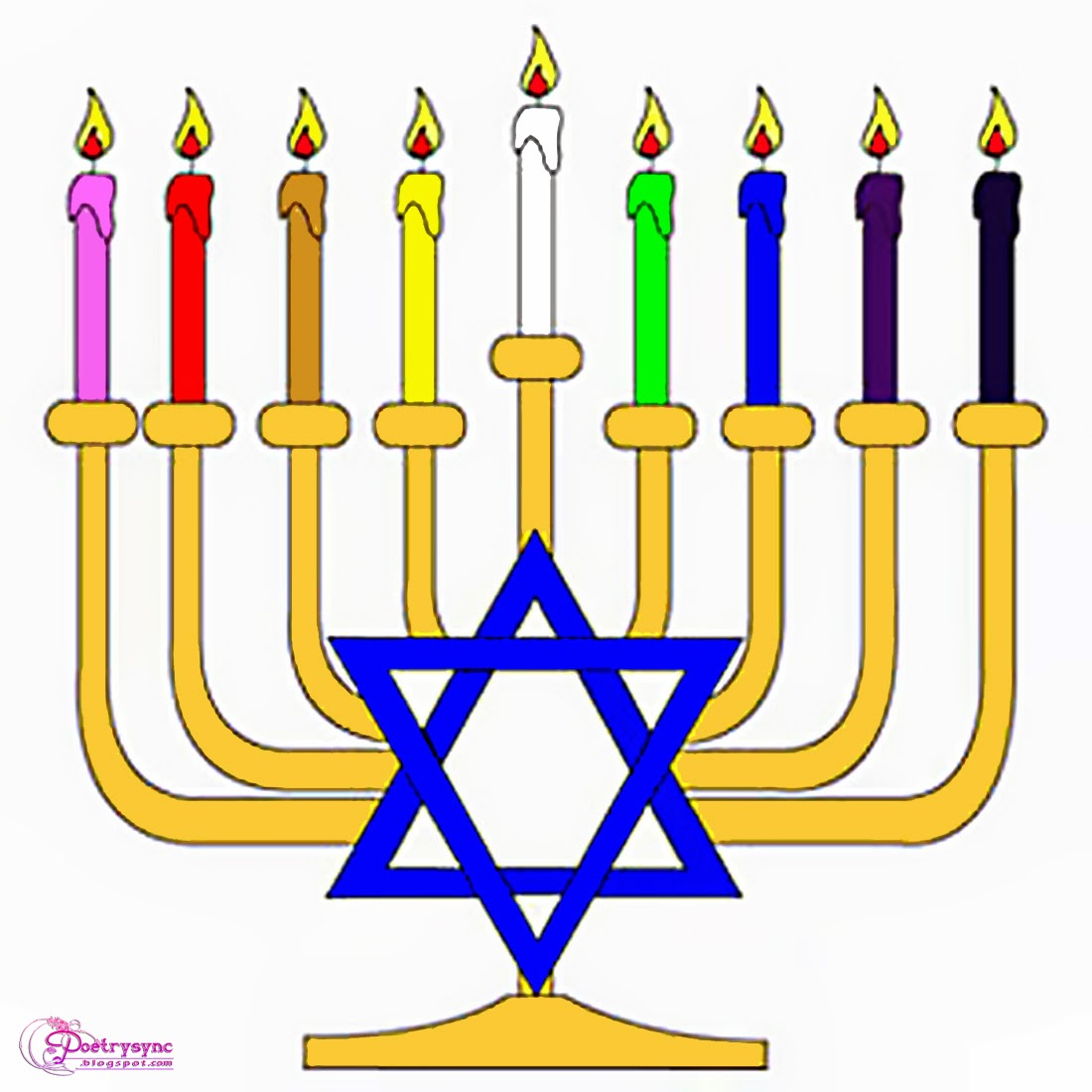 Hanukkah clipart first day, Hanukkah first day Transparent.