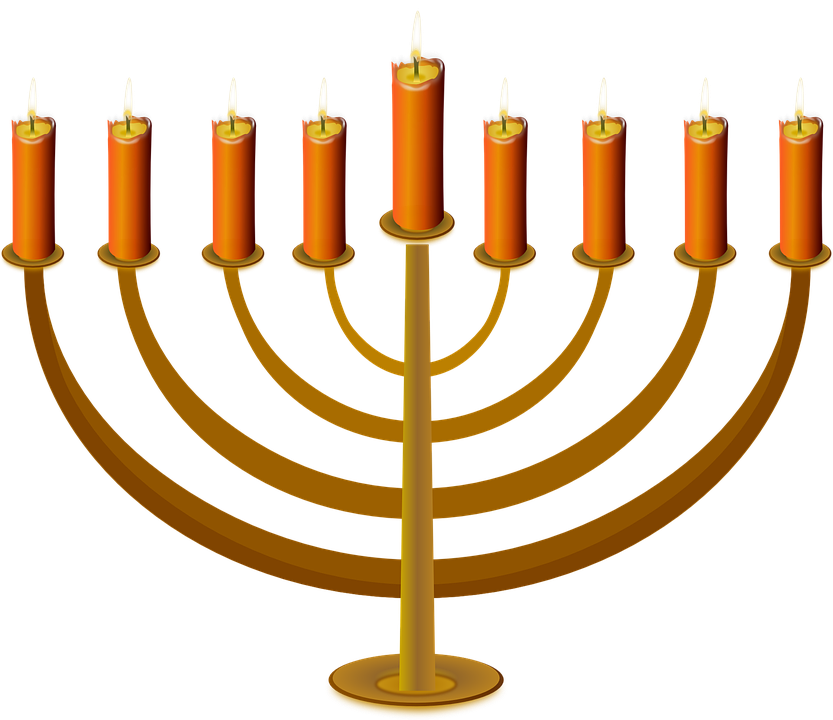 Hanukkah clipart first day, Hanukkah first day Transparent.
