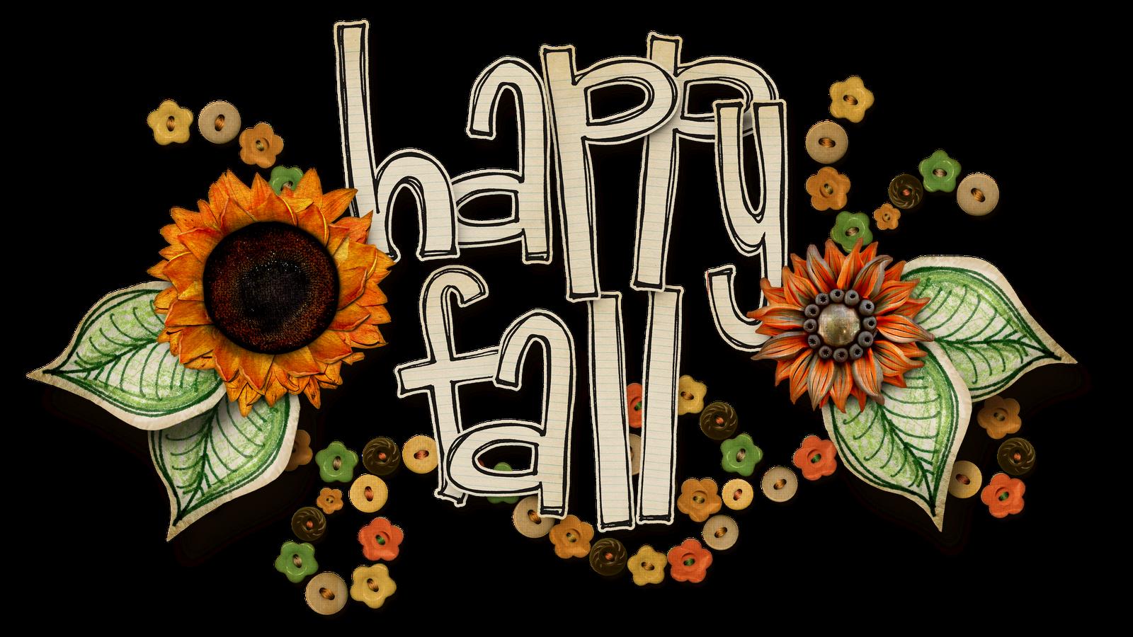 fall day clip art.
