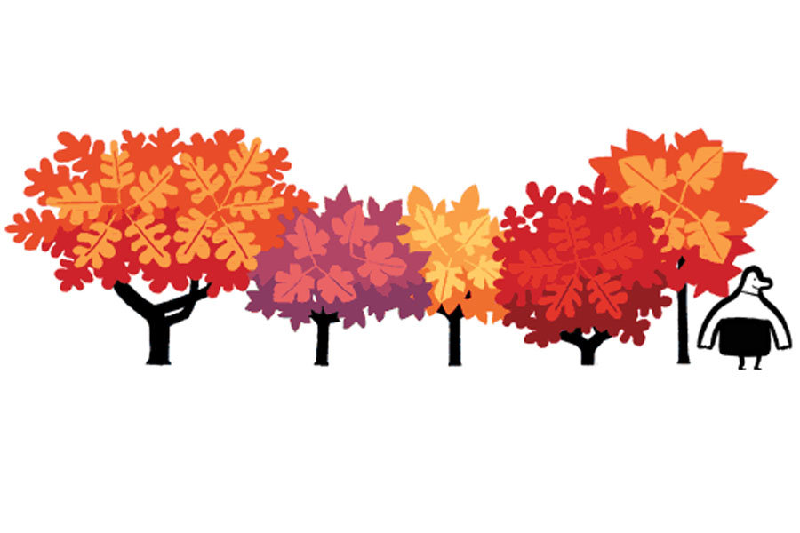 First day of fall clipart 3 » Clipart Station.