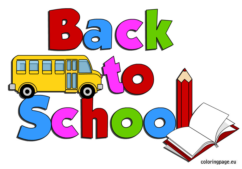 1st day of school clipart 2 » Clipart Station.