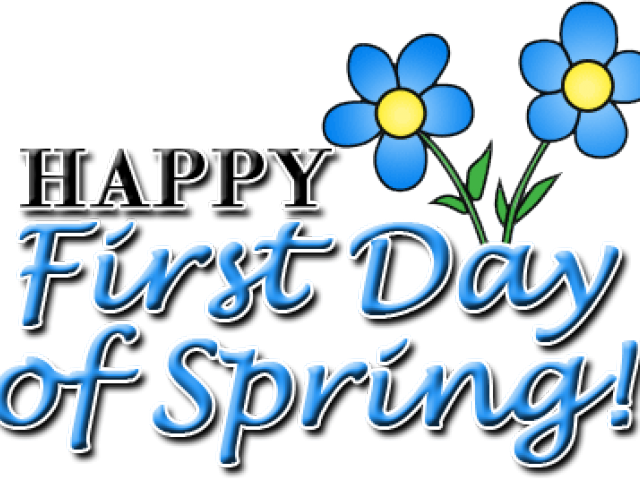 Spring Clipart Day.