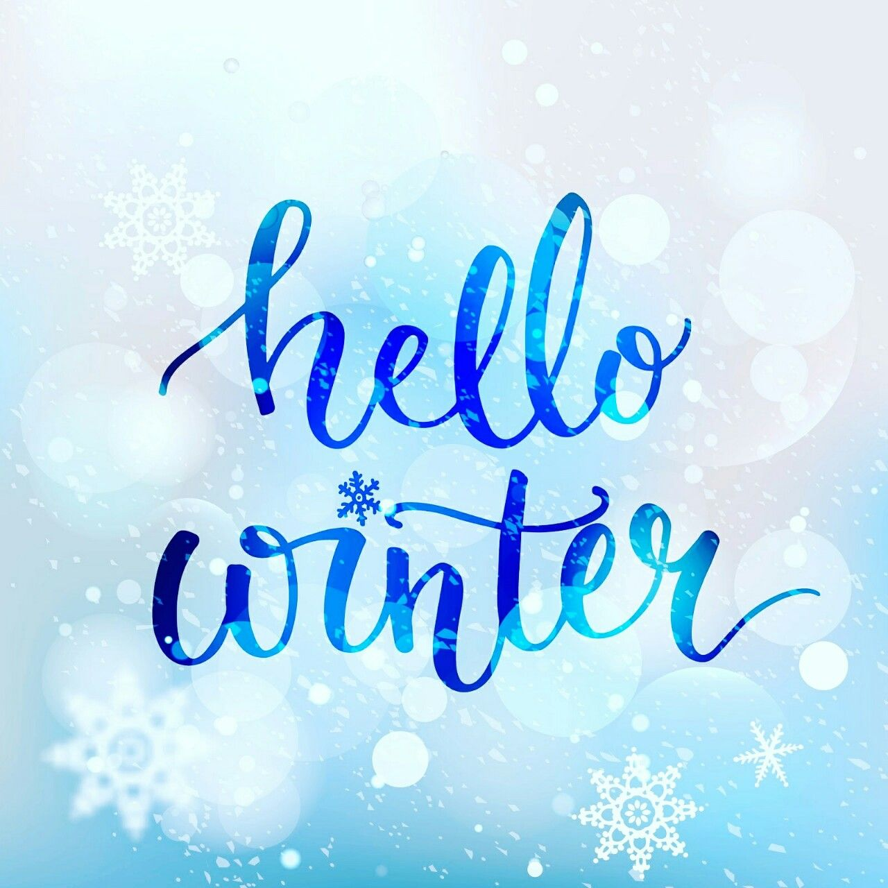 Happy First Day of Winter! Now where\'s the snow?.