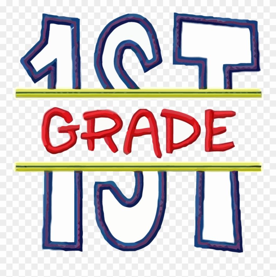Fsf Split 1st Grade Clipart Png.