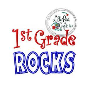 1st Grade ROCKS.