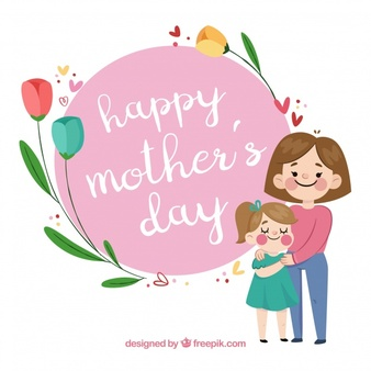 Mothers Day Vectors, Photos and PSD files.