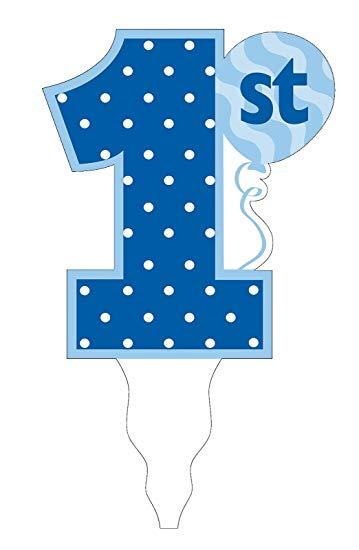 1st birthday boy clipart 2 » Clipart Station.