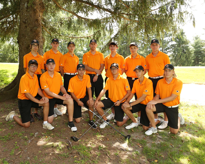 Greater Latrobe Varsity Golf.
