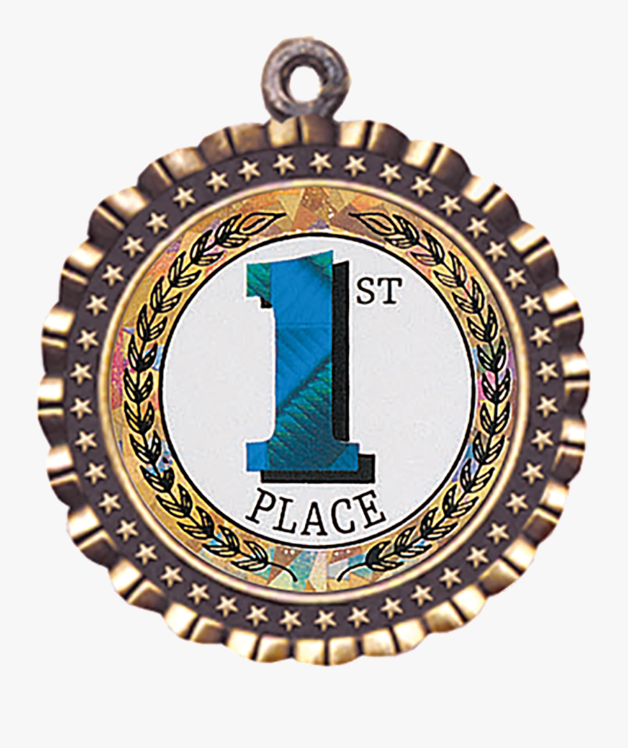 Transparent 1st Place Png.