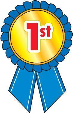 1st place.