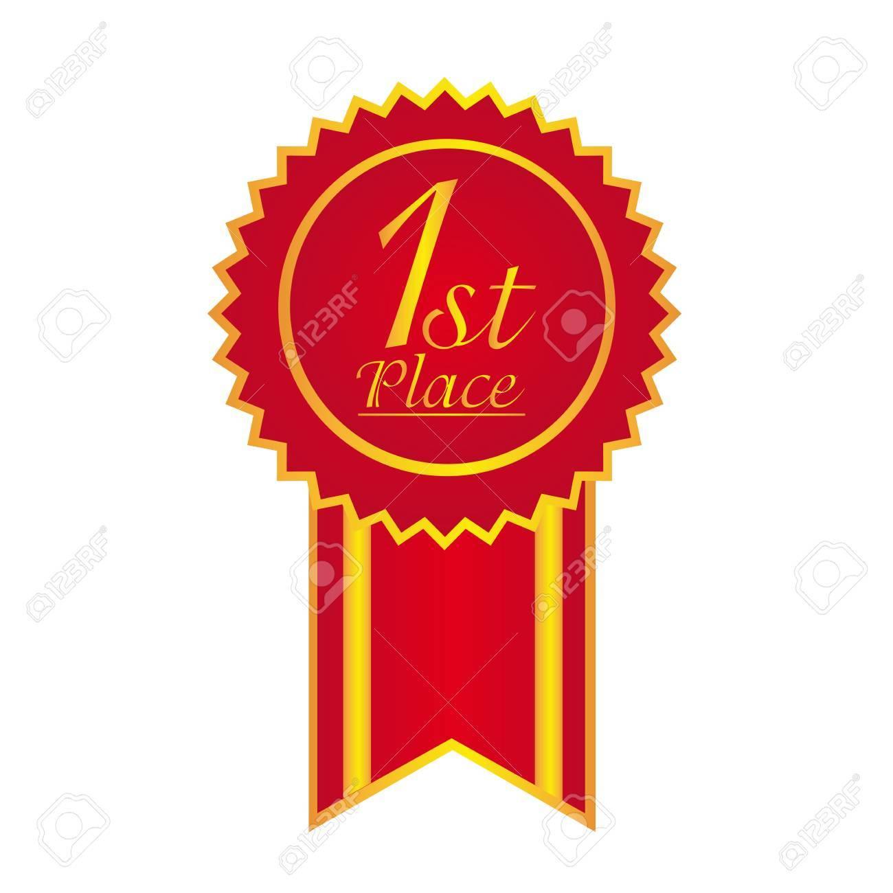 1st place rosette clipart 3 » Clipart Portal.