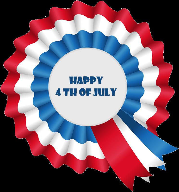 HD Happy Fourth Of July Greeting.