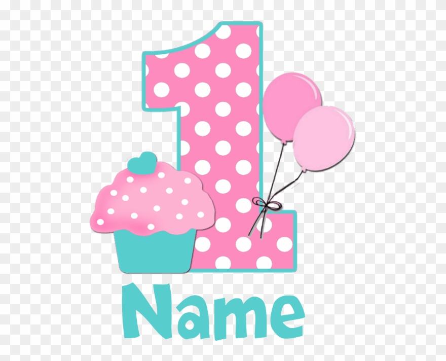 1st Birthday Designs Png Clipart (#216115).