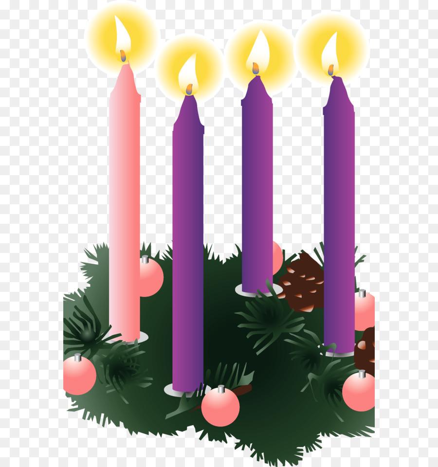 Clip art Advent wreath Advent Sunday Advent candle.