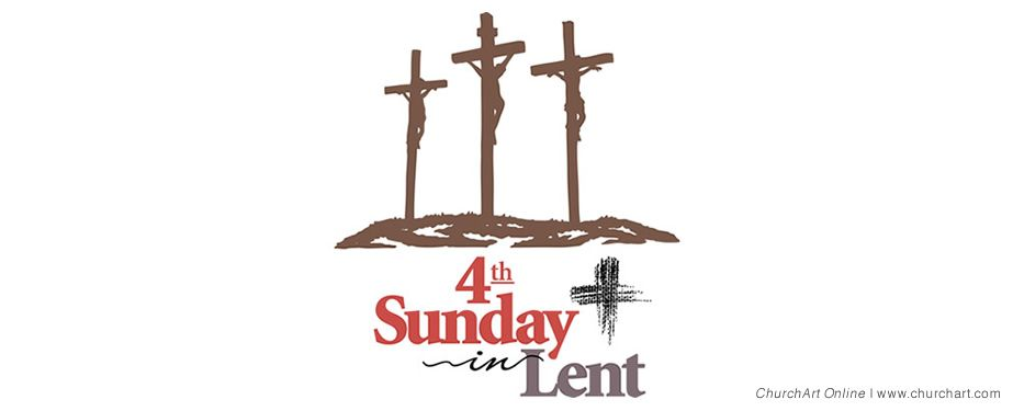 Fourth Sunday of Lent clip.