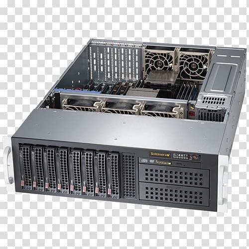 Computer Cases & Housings Super Micro Computer, Inc.