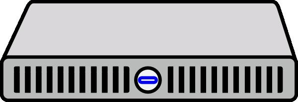 Computer Server Clip Art at Clker.com.