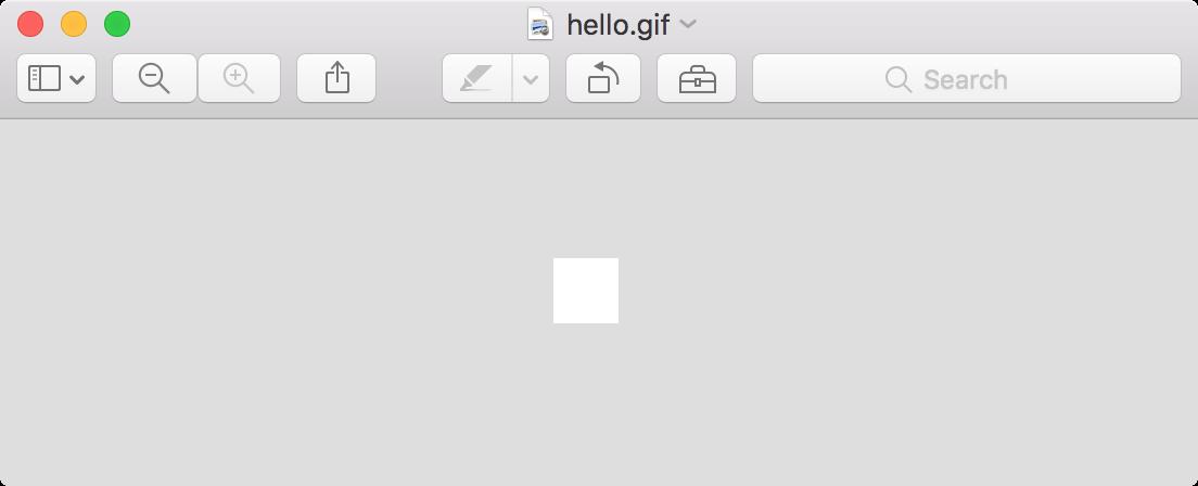 Serve a transparent GIF from NodeJS · GitHub.