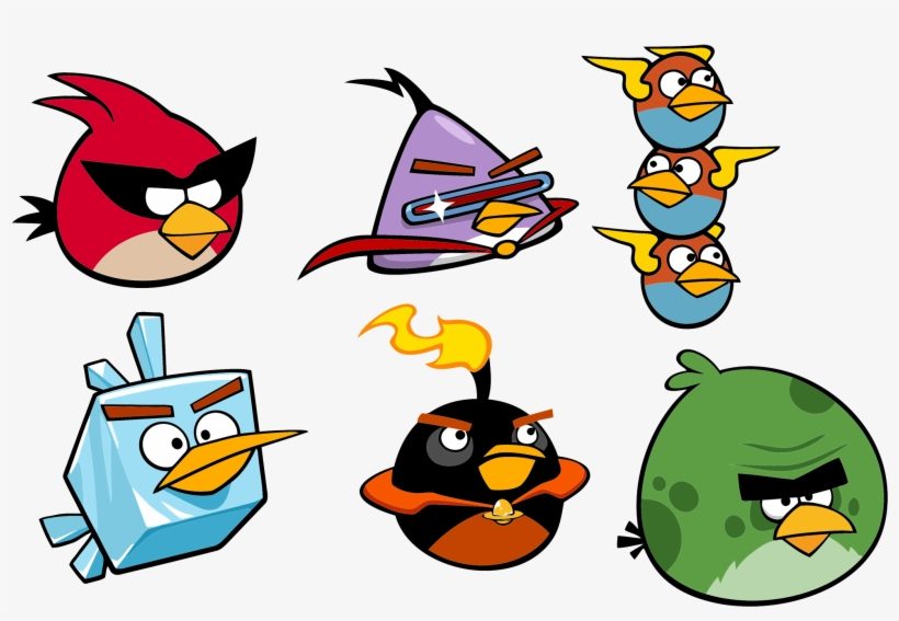 Vector Angry Bird Space Angry Birds Space Clipart 2000.