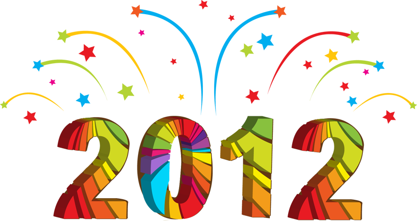 Free New Years Clipart.