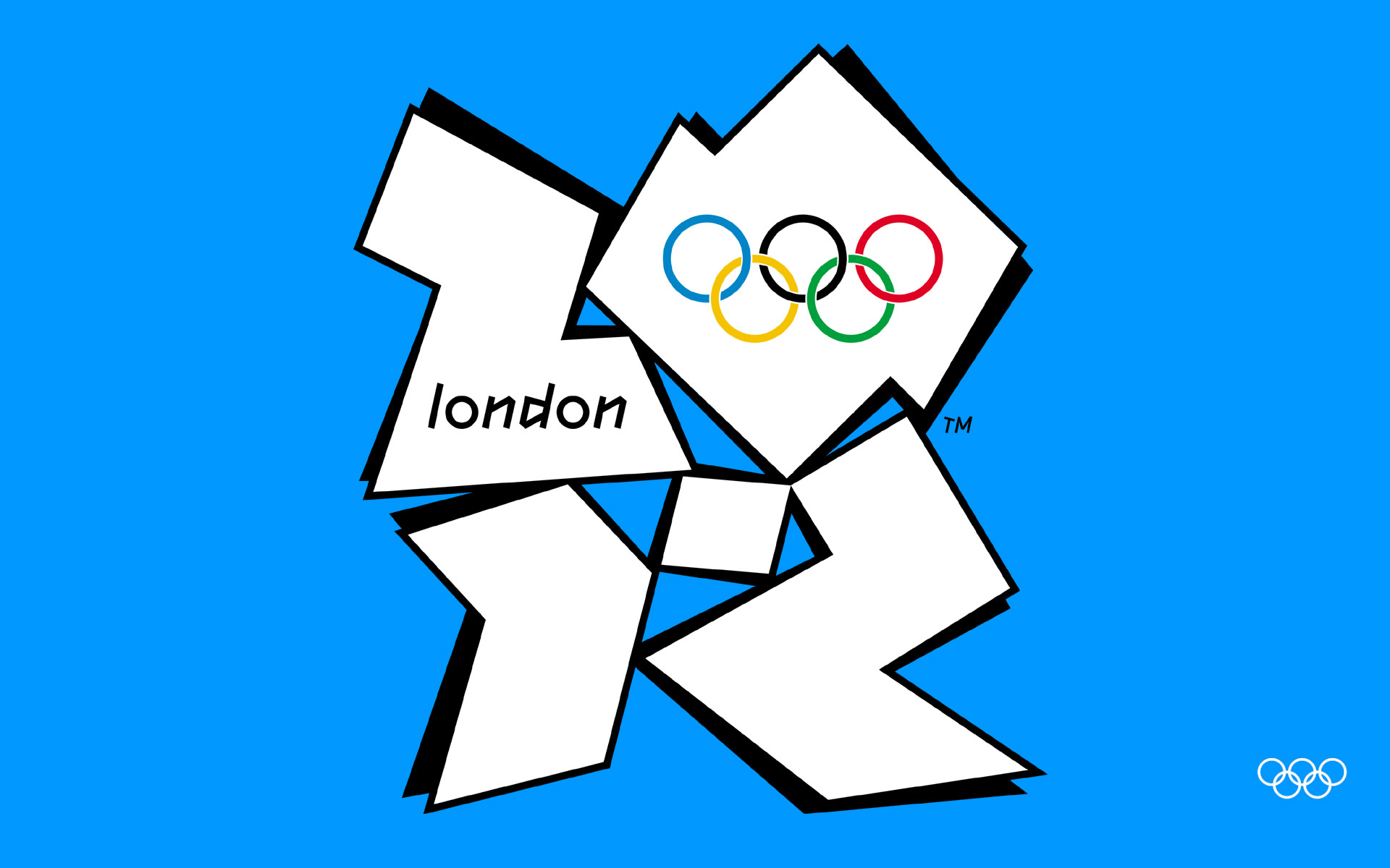 London 2012 Olympic Logo: Was It Really So Bad After All?.