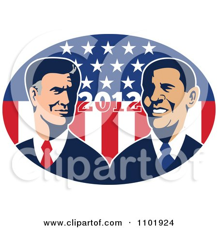 Clipart Mitt Romney Waving.