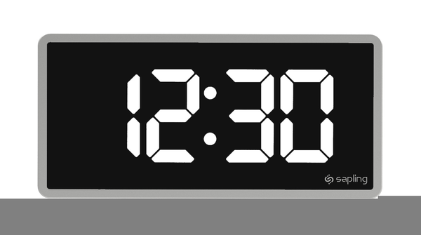 Digital clock clip art clipart images gallery for free.