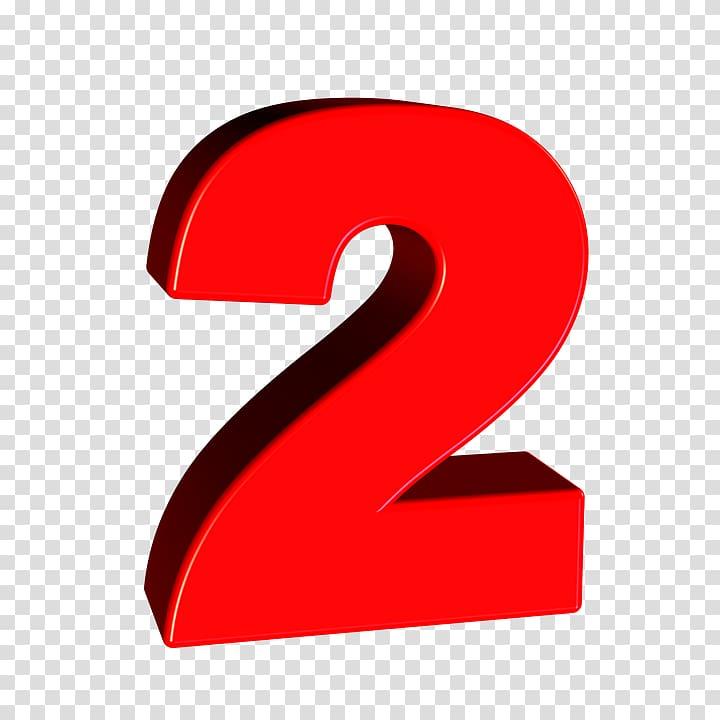 Number 2 , Number , Number 2 transparent background PNG.