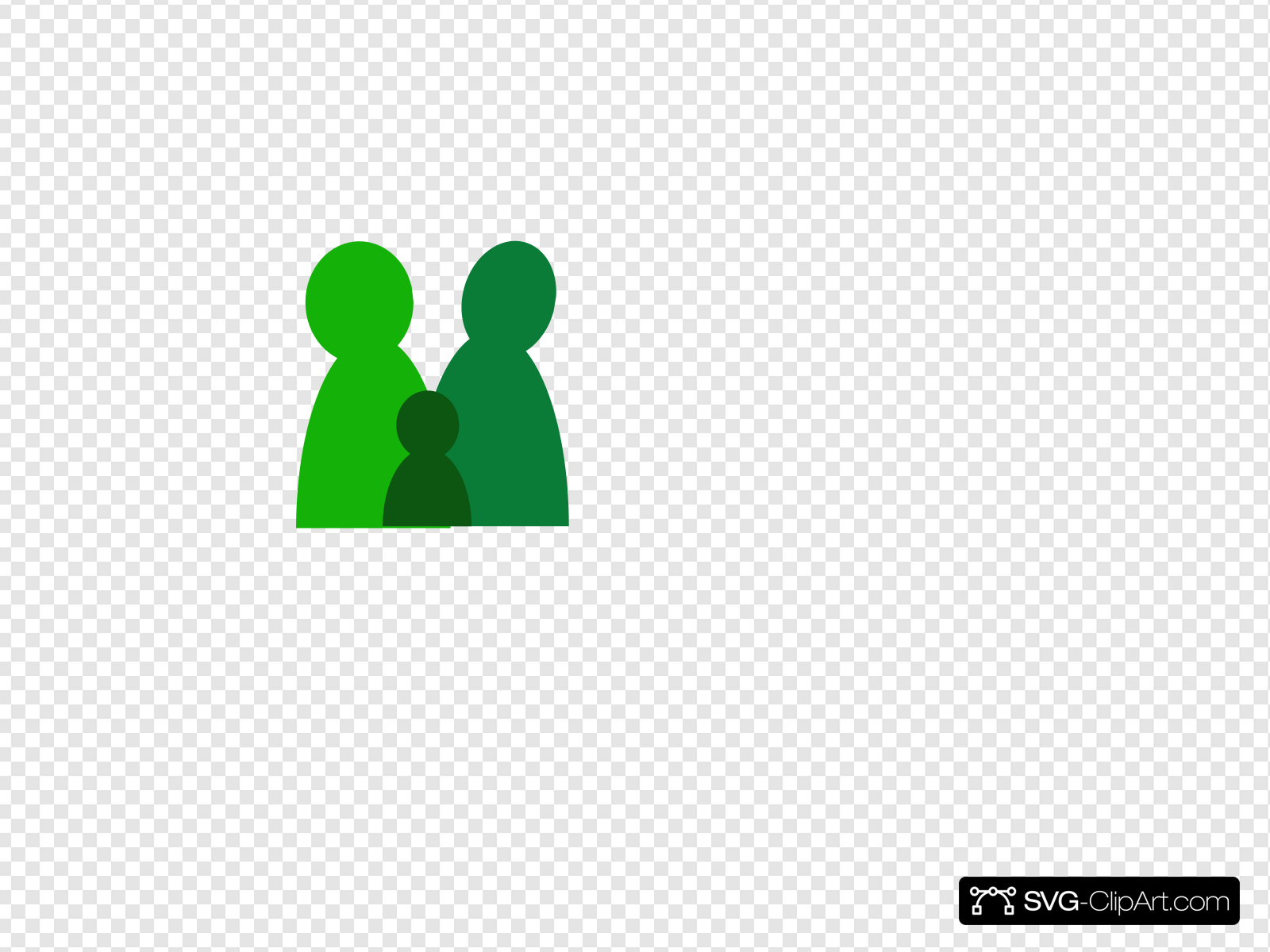 2.25 People Clip art, Icon and SVG.