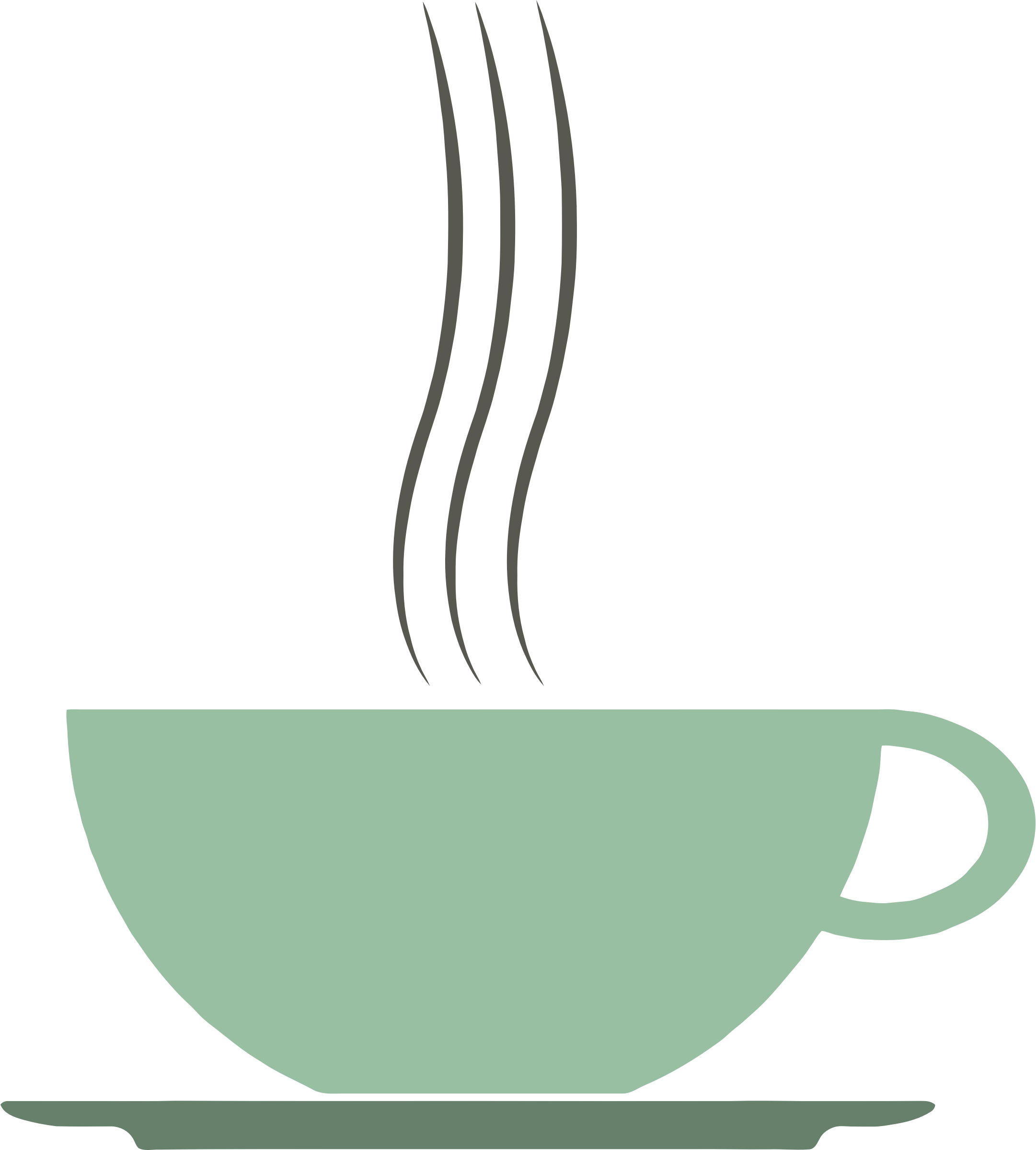Coffee cup tea clip art free clipart 2 clipartcow 3.