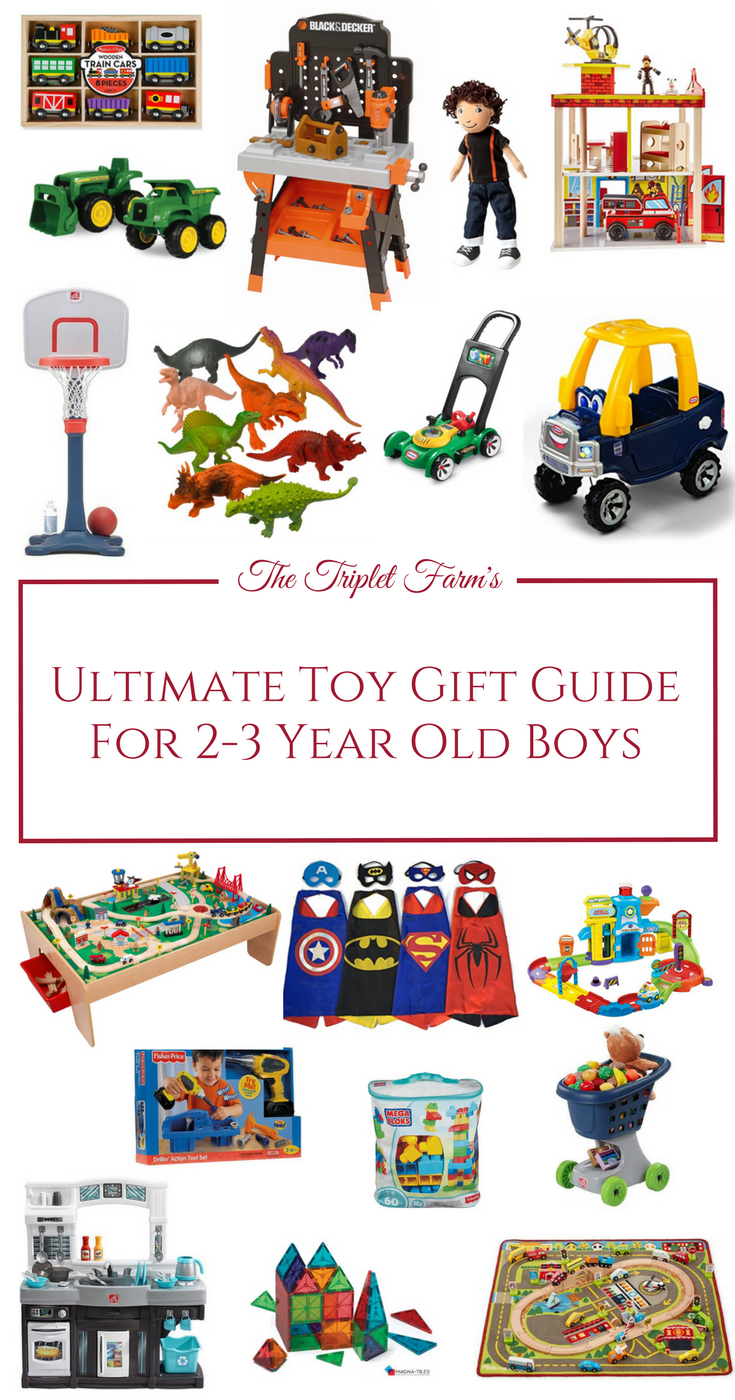 Are you searching for the best toys for 2.