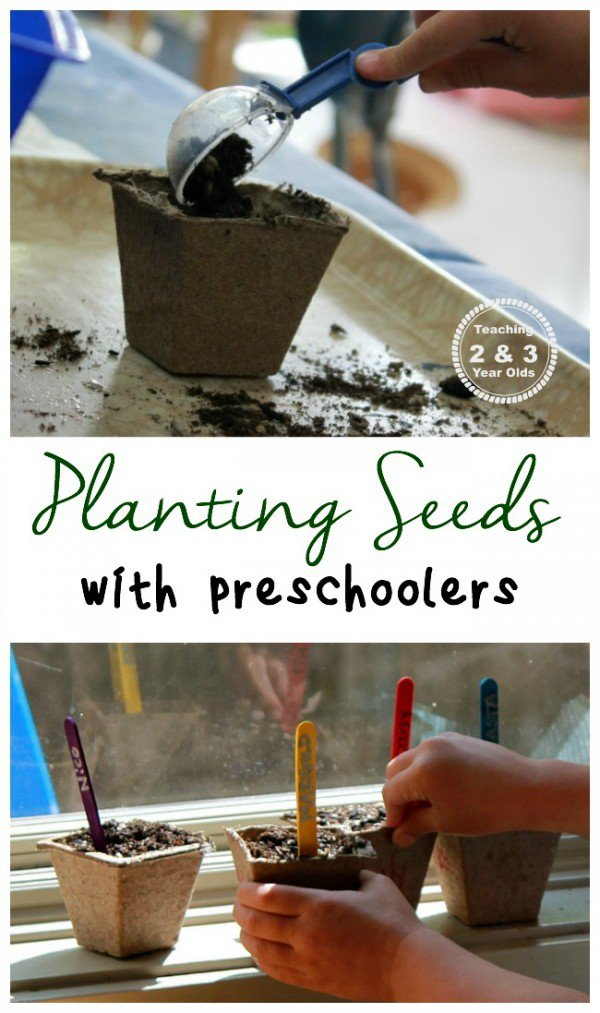 Seeds with Kids.