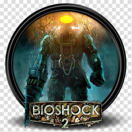 Games , Bioshock illustration transparent background PNG.