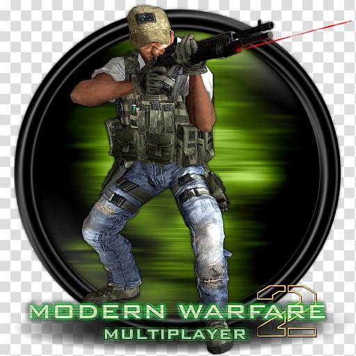 Games , Modern Warfare Multiplayer transparent background PNG.