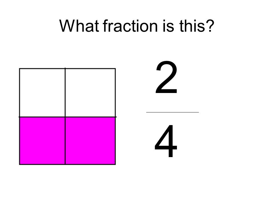 Fractions..