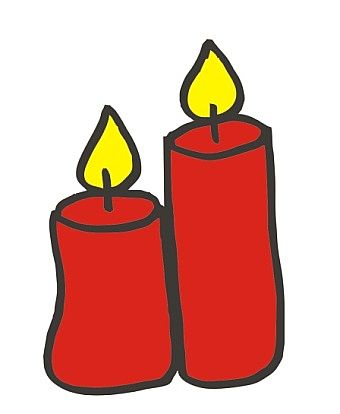 Advent clipart two, Advent two Transparent FREE for download.