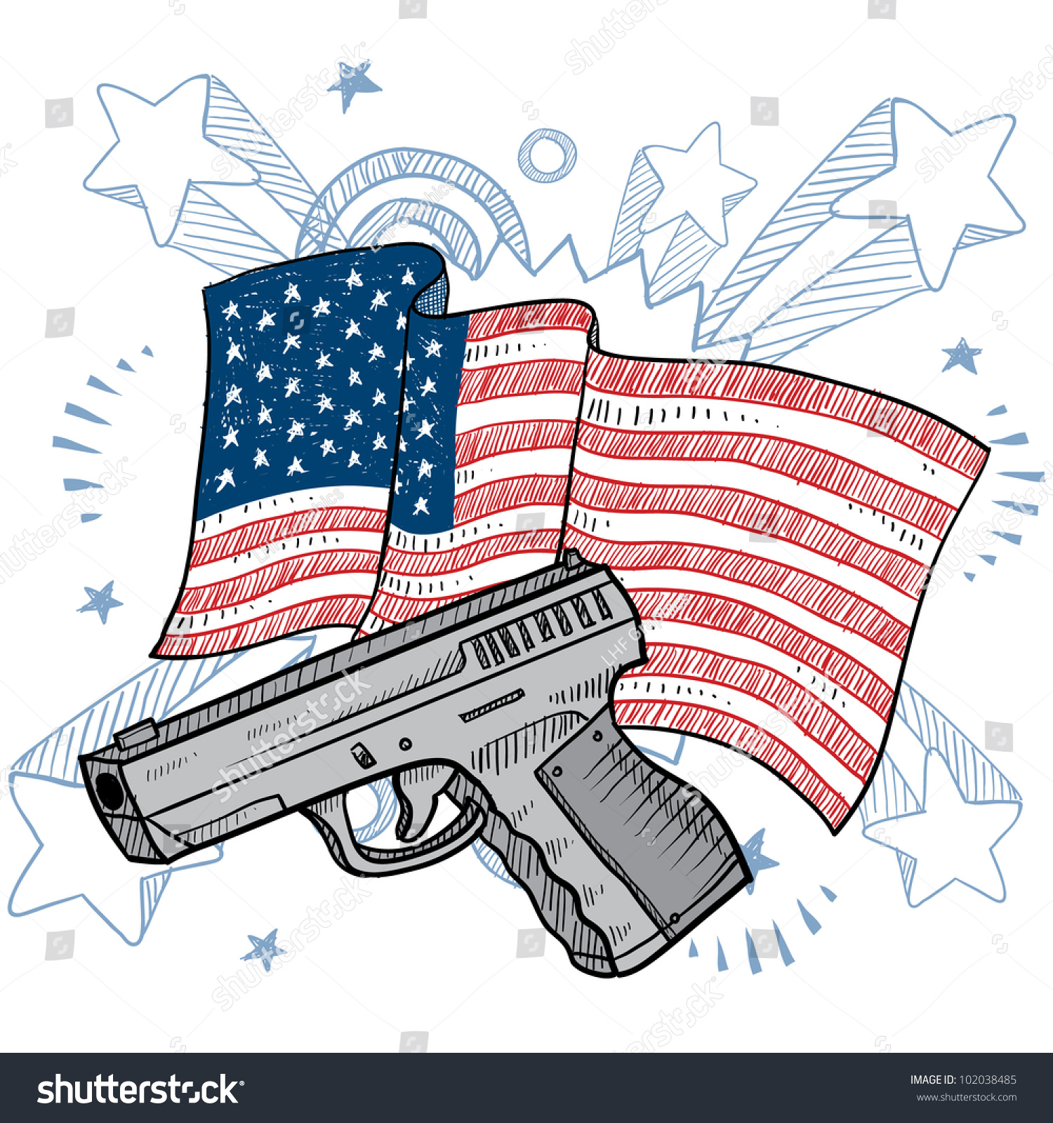 2nd Amendment Clipart.