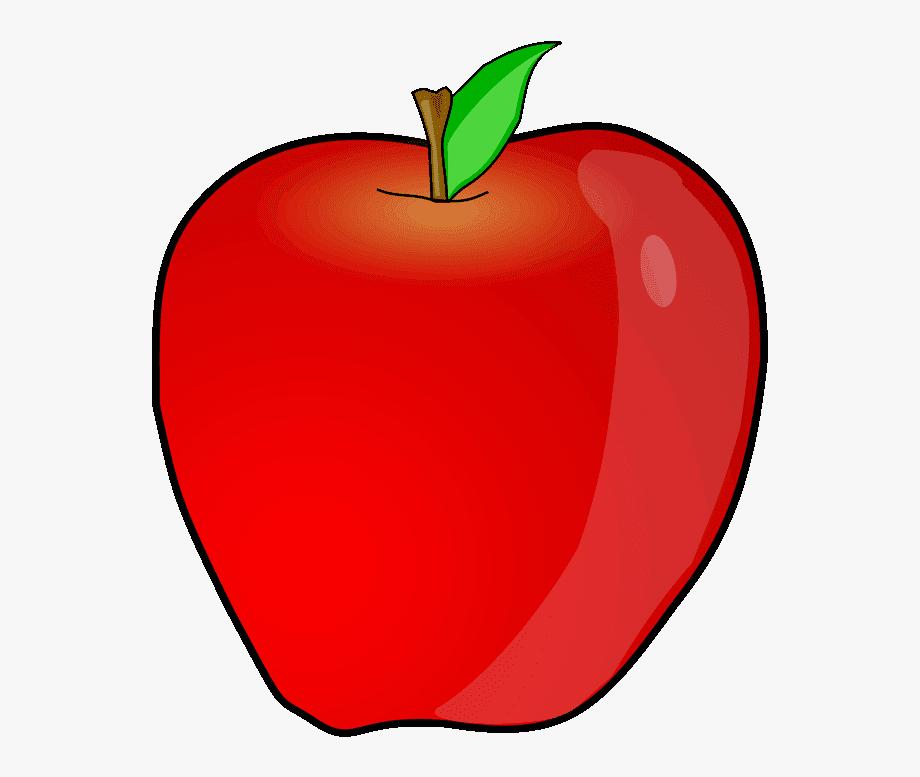 An Apple Clipart Apple Animated Clipart.
