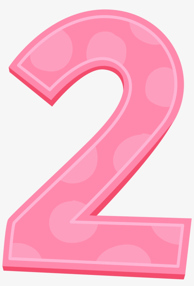 Pink Number.