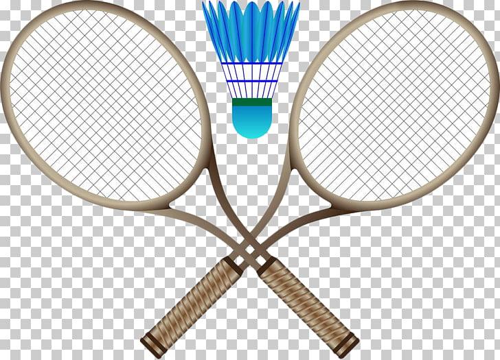 Premier Badminton League Shuttlecock Badmintonracket , Hand.