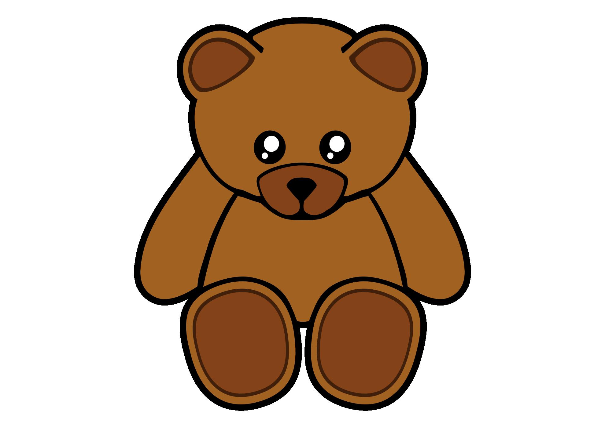 Teddy bear clip art on teddy bears and clipartwiz 2 2.