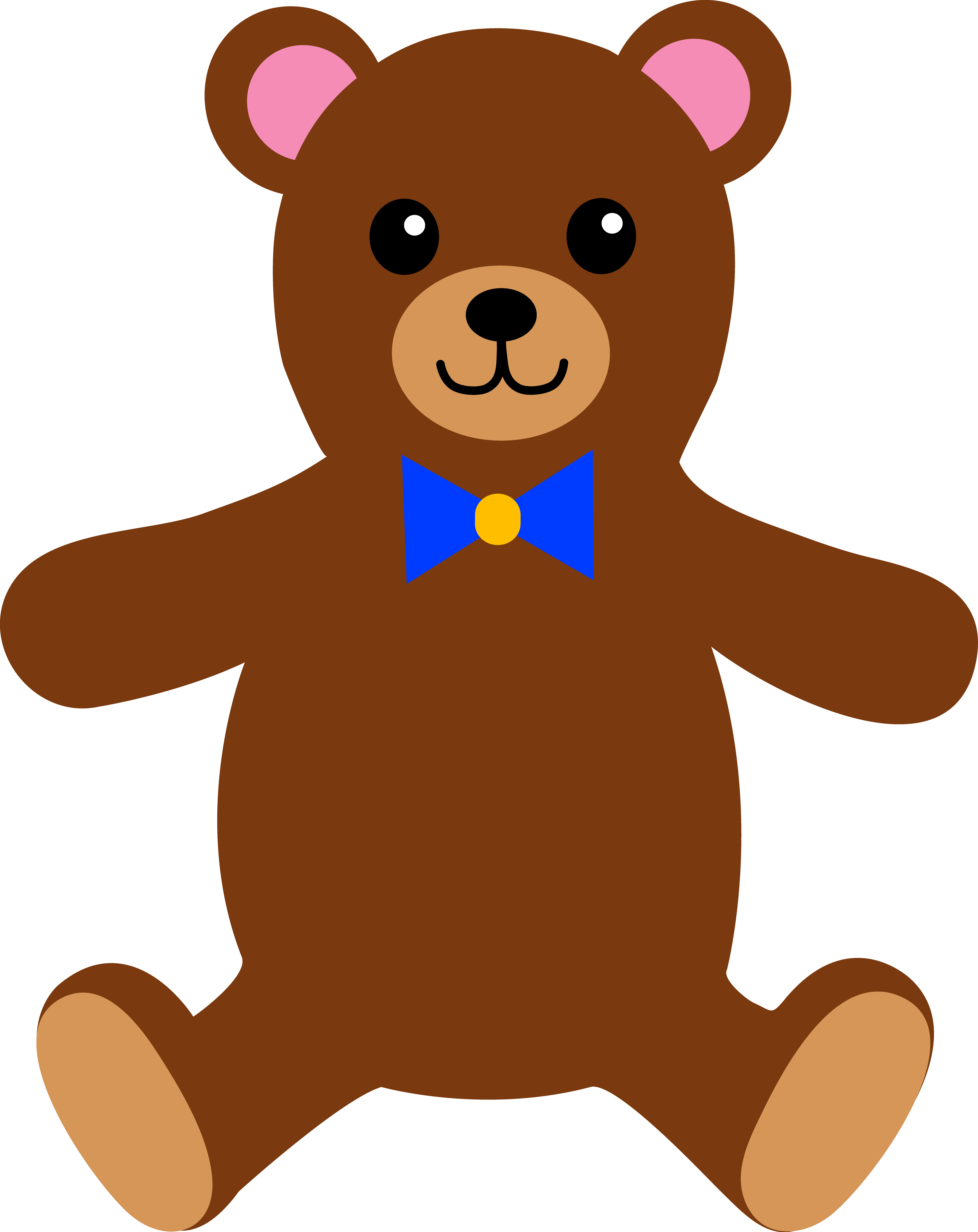 Teddy bear clip art on teddy bears and 2 clipartwiz 2.