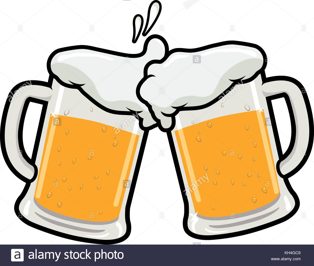 Beer Pitcher Wallpaper.