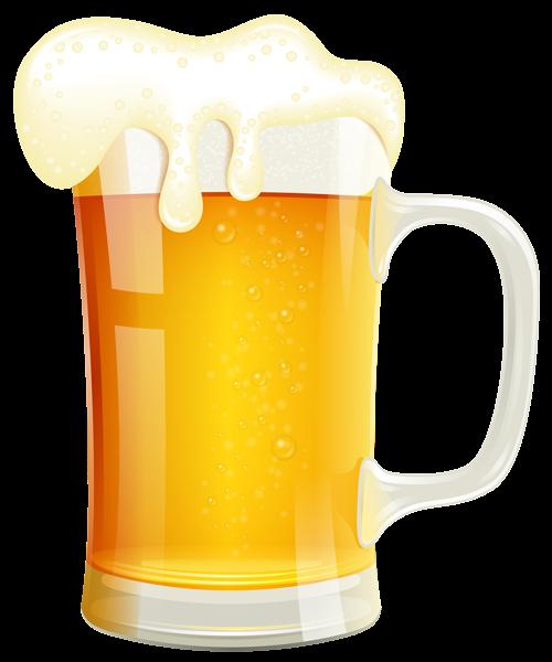 Beer mug vector clipart imag summer vacation 2.