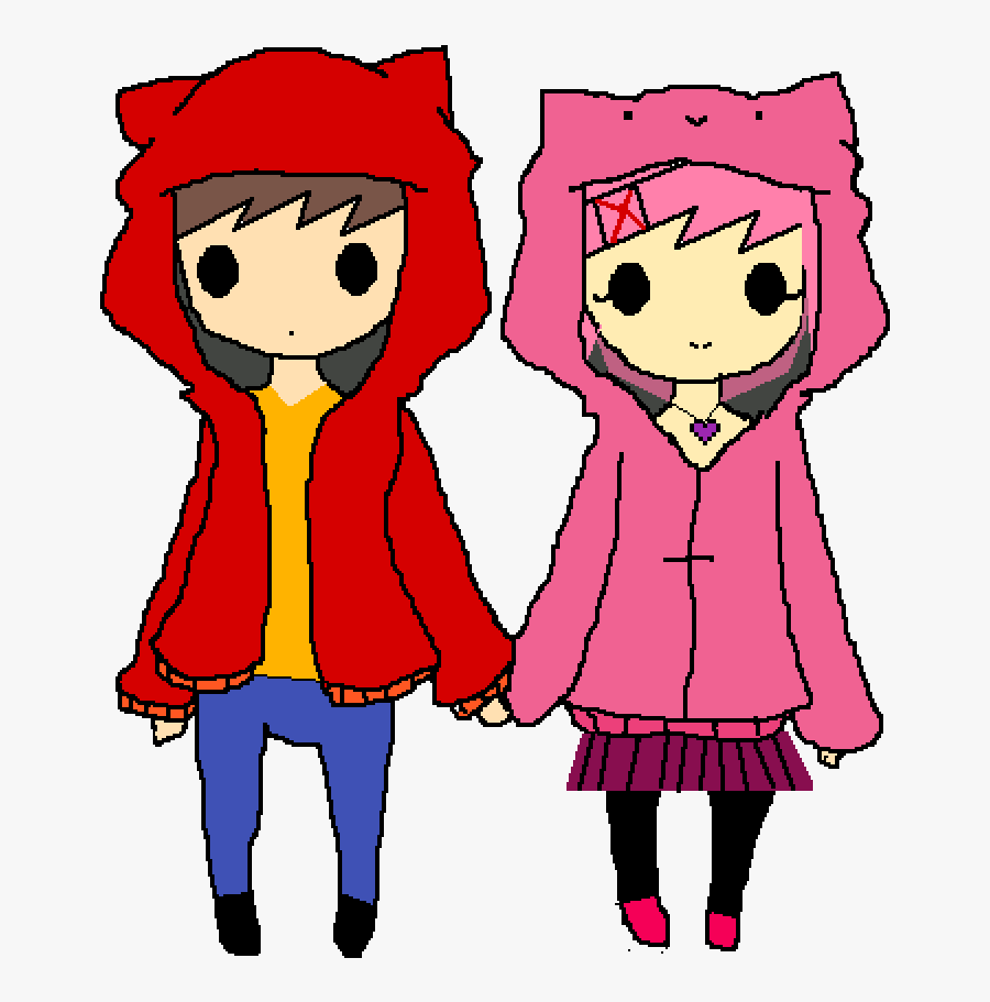 2 Best Friends Animated , Free Transparent Clipart.